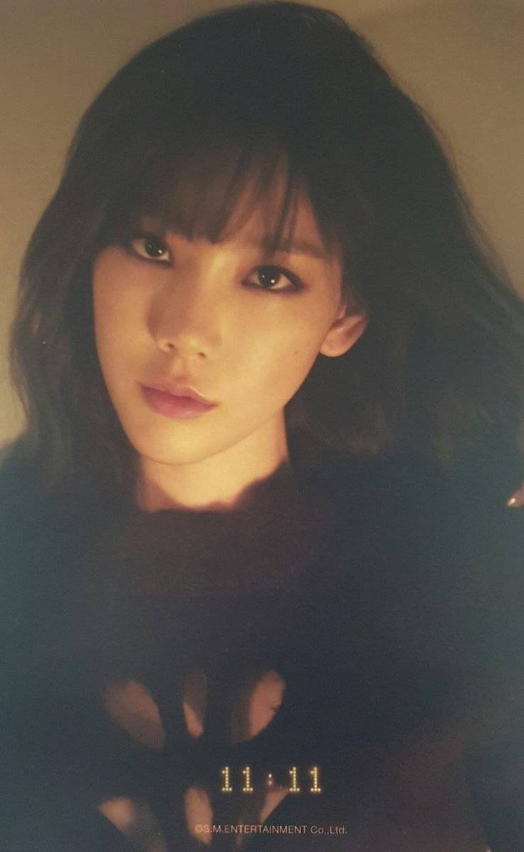 161130 'SM STATION' project - SNSD Taeyeon digital single '11:11'
