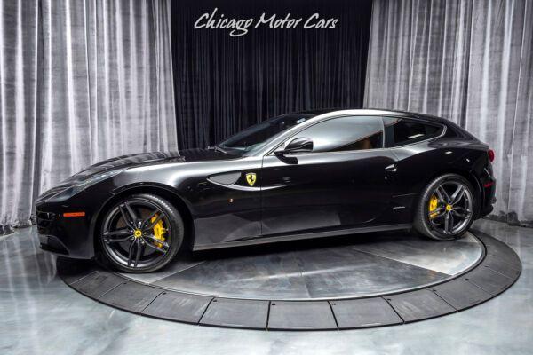 2016 Ferrari Ff Hatchback Panoramic Glass Roof Carbon Fiber Steer