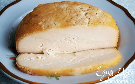 Сыр твердый домашнего приготовления | Кулинарные рецепты от «Едим дома!»