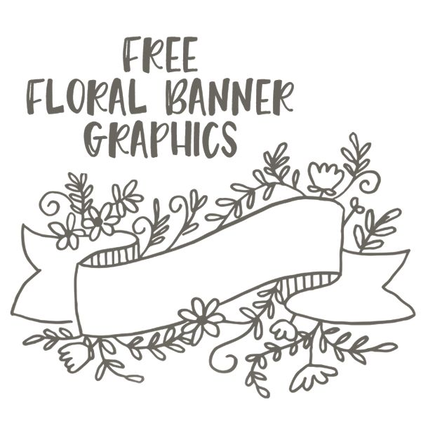 Free Floral Banner Graphics: Hey Lovelies! Happy 4th of July!!! I have some gorgeous free floral banner graphics for you today!! They are a set of 4 and as you can see absolutely stunning!! Use them for web/print branding, digi stamps, card making, wedding/party invits, watermarks, fabric transfers and so much more! These are commercial …
