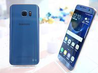 Check out the Galaxy S7 Edge in 'Coral Blue' Samsung decided to add a new Coral Blue colorway into the mix a few months after the release of the Galaxy S7 Edge. But is this enough to sell an older phone?