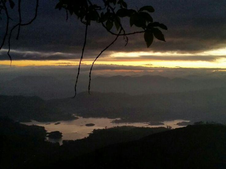 Sunrise Adam s Peak Sri Lanka