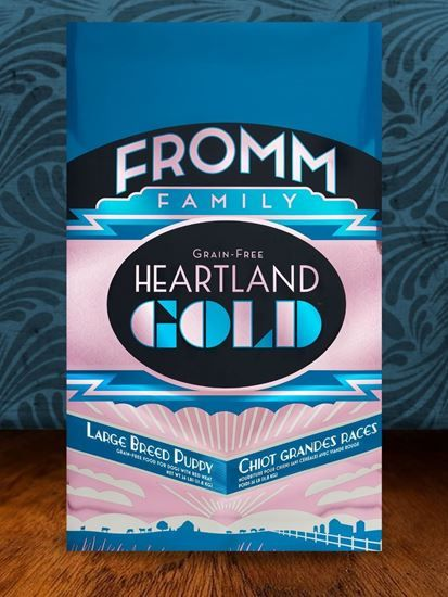 Fromm Family Heartland Gold® Large Breed Puppy Food for Dogs   GoFromm.com