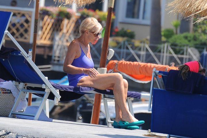Pin On Helen Mirren Bikini Schlanke Figur Von Jung Jetzt
