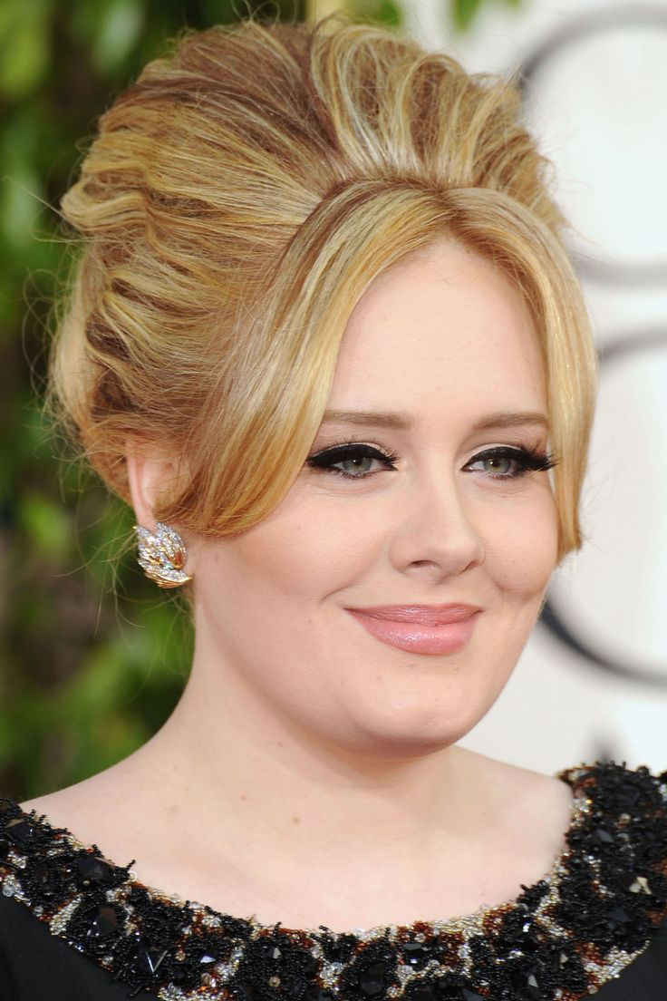 Adele, Before and After | Beautyeditor