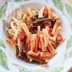 Foto della ricetta: Pasta al forno con i fagiolini