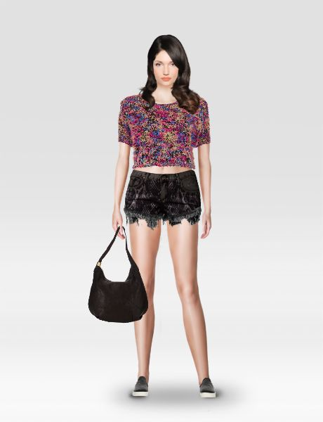 Look from latest collection of: BamBam, Monsoon, Steve Madden, Topshop. GLAMSTORM.COM - virtual stylist.