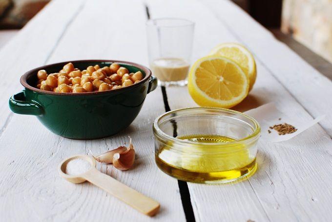 FoodLover: Cizrnový hummus