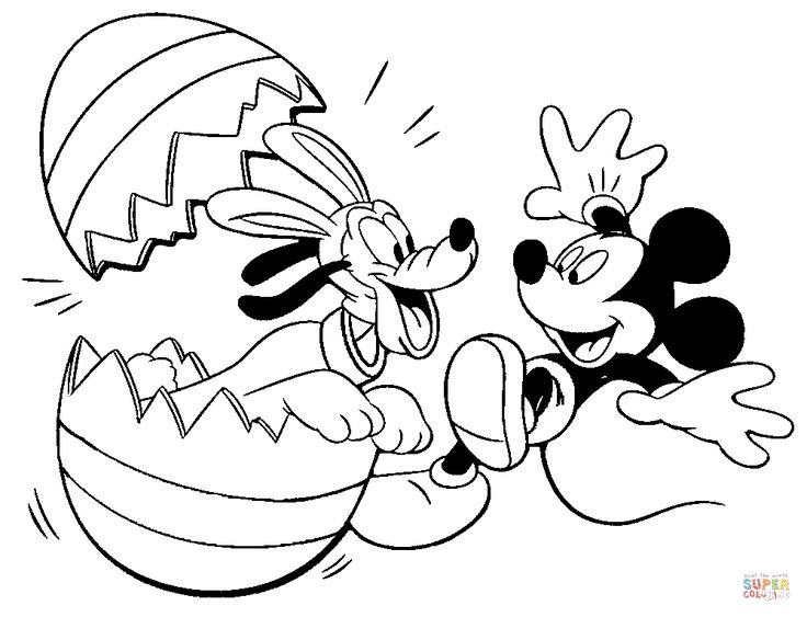 92 best Disney Christmas Winter Color images on Pinterest Disney - copy coloring pages of pluto the dog