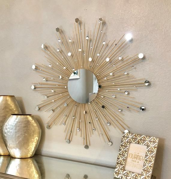 30 Glamorous Sunburst Mirror Starburst Mirror Mirror Etsy Starburst Mirror Sunburst Mirror Gold Sunburst Mirror
