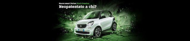 Il Bosco delle Fragole: Smart Fortwo Teen presents the new Smart Fortwo Bl...