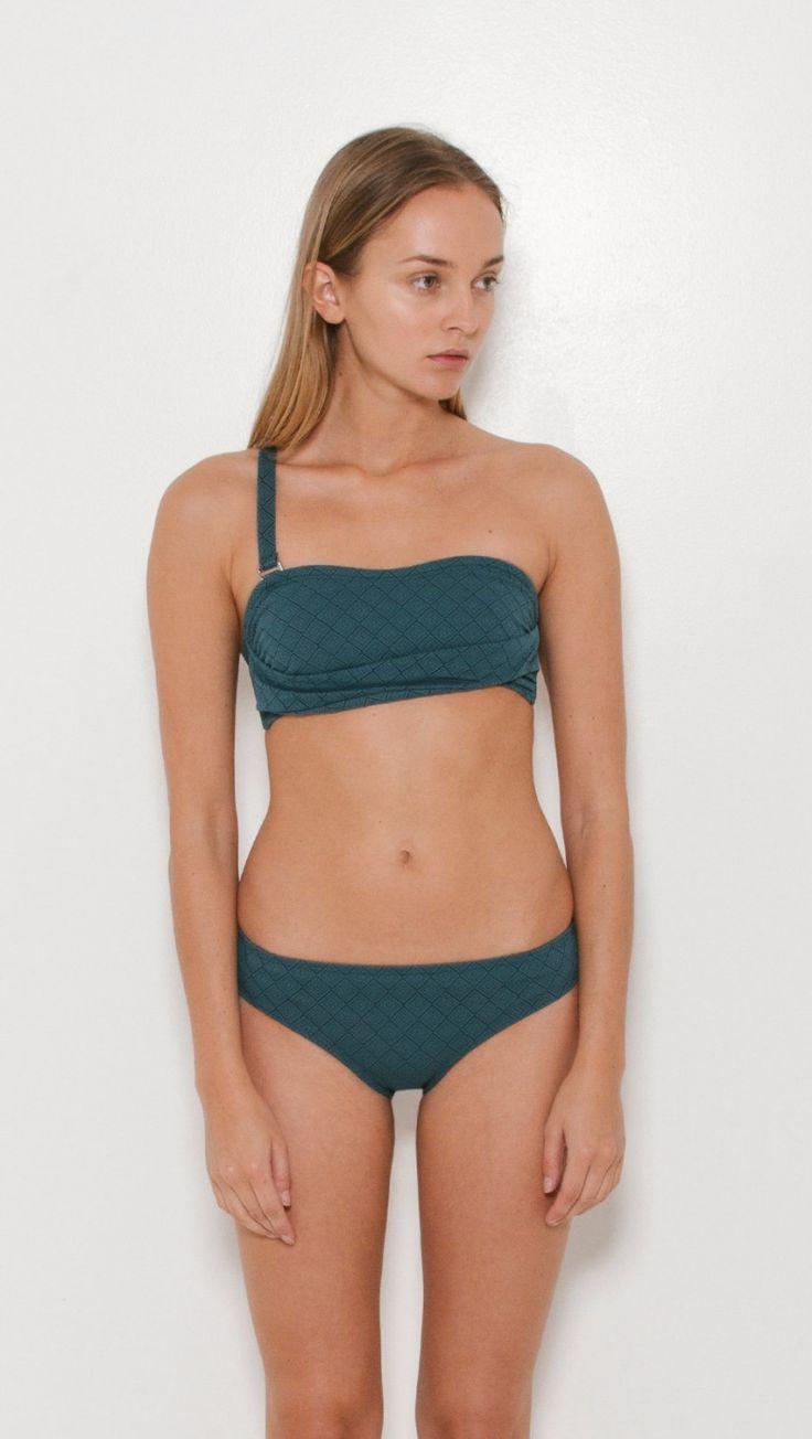 Women's Swimwear  :    Prism London Barcelona Bikini Top in Teal  - #Swimwear https://talkfashion.net/clothing/swimwear/womens-swimwear-prism-london-barcelona-bikini-top-in-teal/