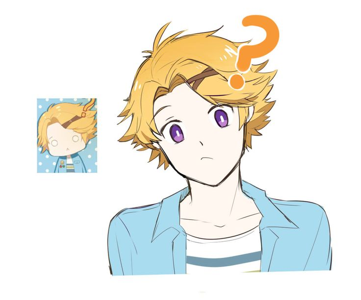 I try to redraw Yoosung's stickers~  His chatroom... -