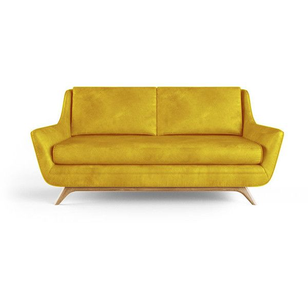 Yellow Leather Sofa: 1000+ Ideas About Yellow Leather Sofas On Pinterest