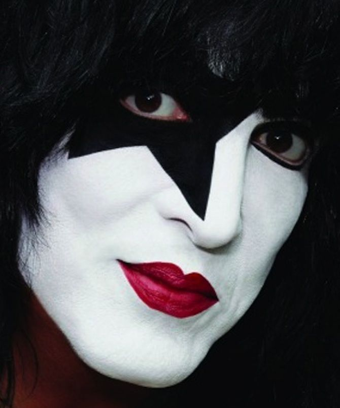 Paul Stanley From Kiss On What You Really Need To Stay Successful That S Just Cute