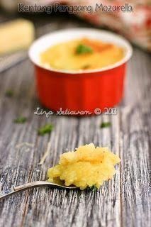 My life, my love, my food: Kentang Panggang Mozarella