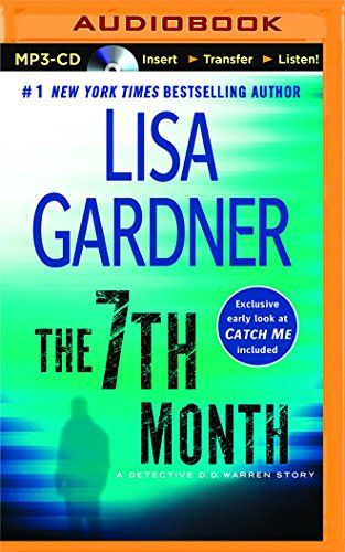 The 7th Month (Detective D. D. Warren):   <p>In Lisa Gardner's first-ever short story following thirteen bestselling novels, <i>The 7th Month</i> takes listeners between the books and into a day in the life of Boston Detective D.D. Warren.<p><p>In her seventh month of pregnancy, D.D. should be taking it easy. Instead, she accepts a small consulting role on the set of a serial killer film shooting in Boston. D.D. figures she'll be useful to someone for at least one night, serving as a p...