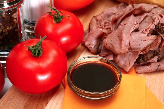 Slow Cooker Rump Roast with Au Jus Recipe on Yummly. @yummly #recipe