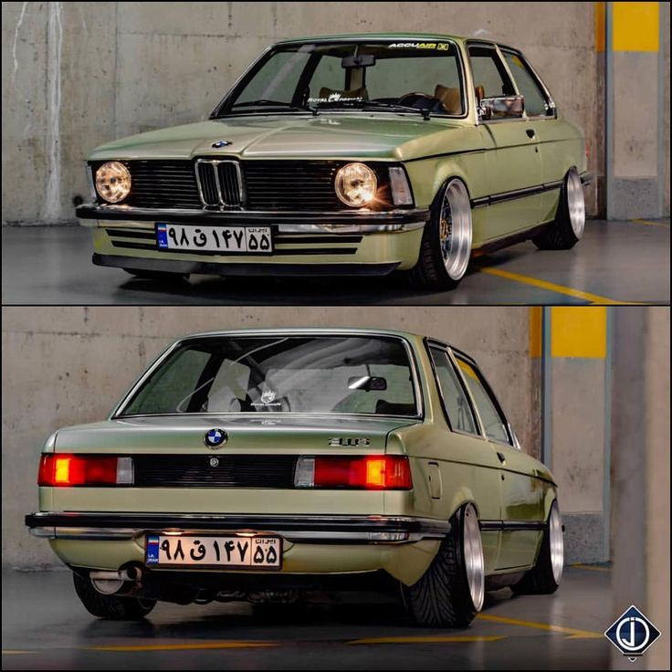 1976 Bmw E21 im Iran. Volkswagen Volkswagen @ Volkswagen