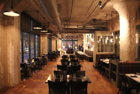 The Coolest Bars And Restaurants In Town Cool Restaurant Cool