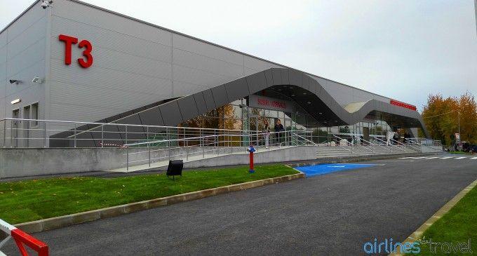 Terminalul 3 – T3 – al Aeroportului Internaţional IAŞI a fost inaugurat