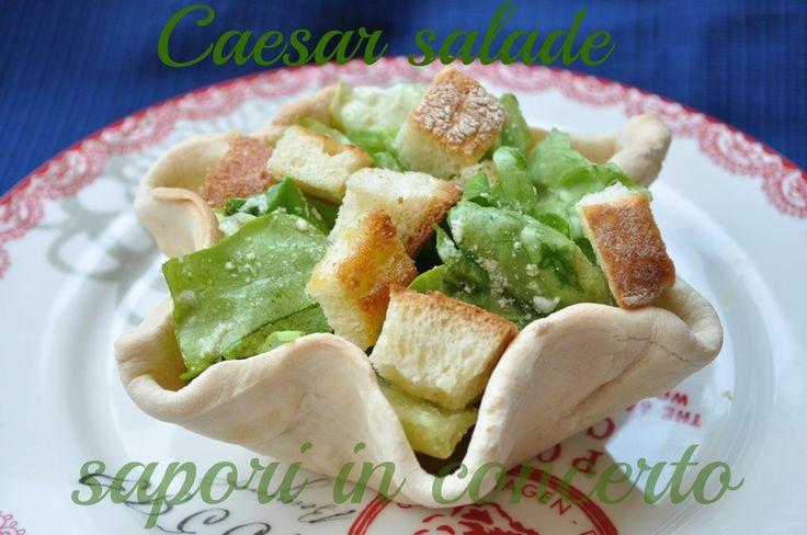 Sapori in concerto: Caesar salad
