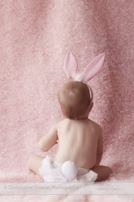 Easter Toddler Photography photography