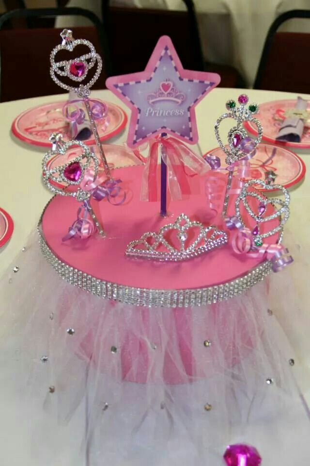 princess baby shower centerpiece baby shower ideas pinterest