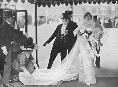 1913 marriage freda dudley ward vintage pinterest