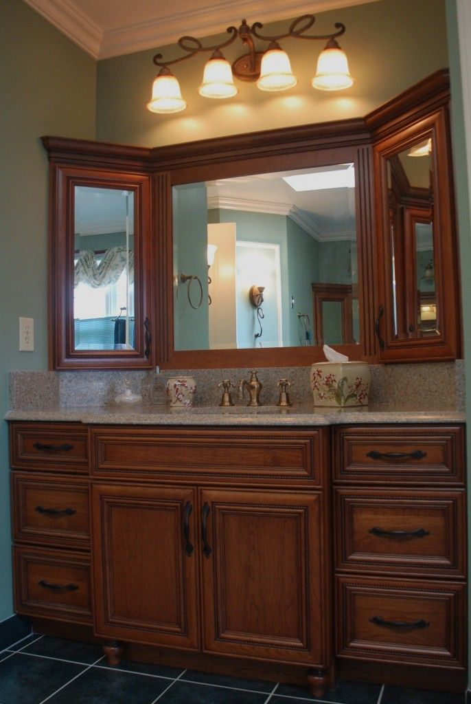 48 best images about bathroom on pinterest toilets - Built in medicine cabinets in bathroom ...