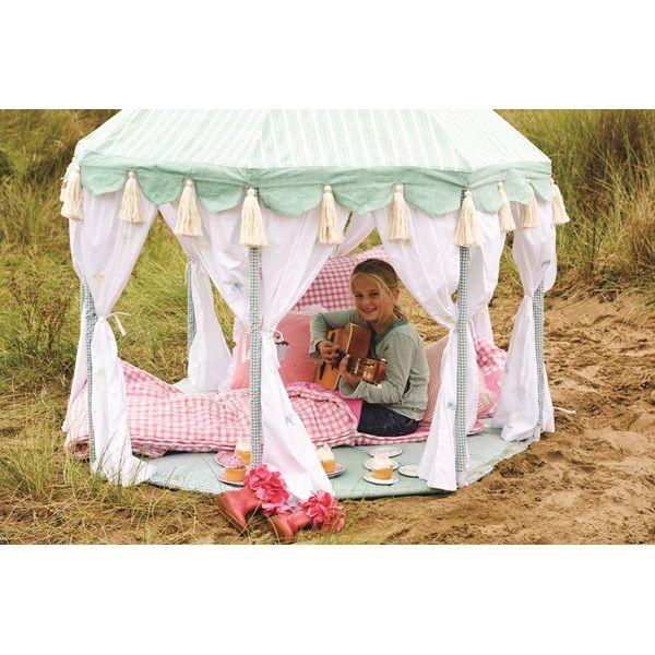 Details about PAVILLION Childrens Gazebo Kids Boys Girls Play Tent in .  sc 1 st  Pinterest & 25+ ide terbaik Girls play tent di Pinterest | Lampu led Kanopi ...