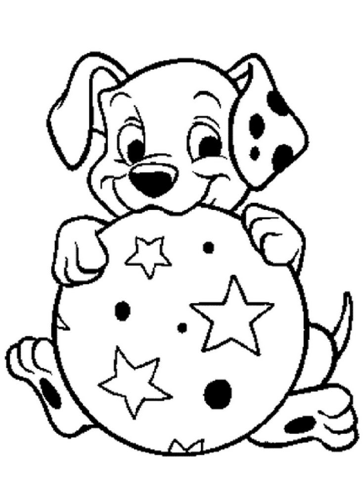 free dalmatian coloring pages - 23 best 101 dalmatians coloring pages images on pinterest