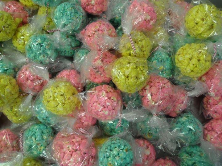 Popcorn balls, Popcorn and The o'jays on Pinterest