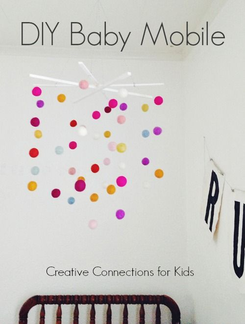 DIY Baby Mobile - Creative Connections for Kids