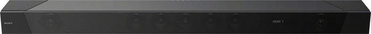 Sony - 7.1.2-Channel Soundbar System with Wireless Subwoofer and Digital Amplifier - Black