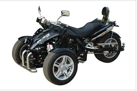 Модифицированный электрический пляжный автомобиль четыре колеса велосипеда автомобиля ATV трицикл
