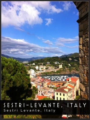 #SestriLevante, #Italy #sestriwine #tips #travel