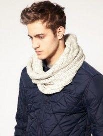 How To: Tie Men鈥檚 Scarves   FashionBeans