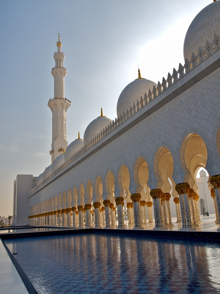 Exterior: 457 Best Sheikh Zayed Grand Mosque Images On Pinterest