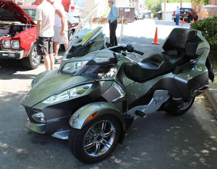 Three Wheel Motorbikes For Adults Wheel Motorcycles