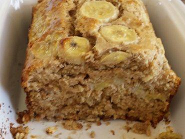 Receita de Bolo integral diet de banana - Tudo Gostoso