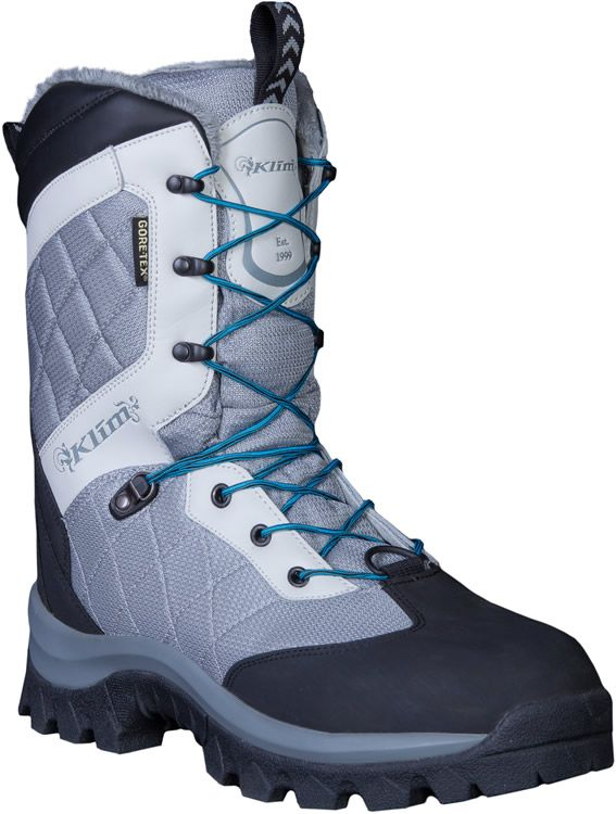 I bought these and LOVE them!!!! Klim Women's Aurora GTX Snowmobile Boots $219.99
