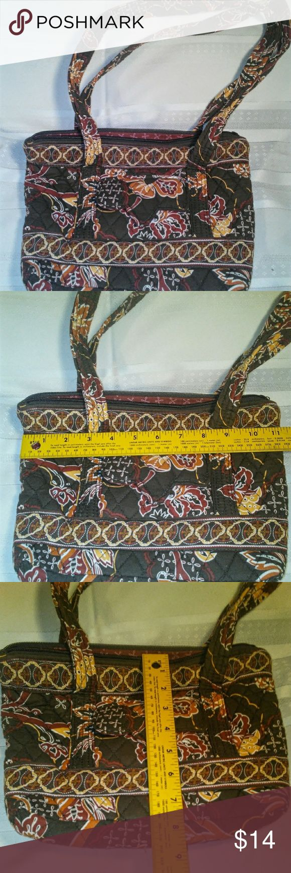 TanyaLee Floral shoulder bag Beautiful Floral pattern. Snap front pocket. Double straps. Zipper closure. Inside pocket. Very good condition. Super Fast Ship! Inv#01710A TanyaLee Bags Shoulder Bags