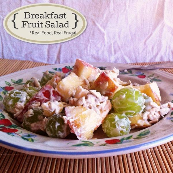 ... Salad   Grain-Free Recipes   Pinterest   Breakfast Fruit, Fruit Salads