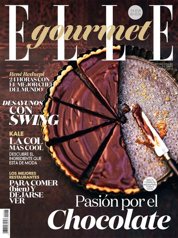 El nuevo ELLE Gourmet huele... ¡a chocolate!