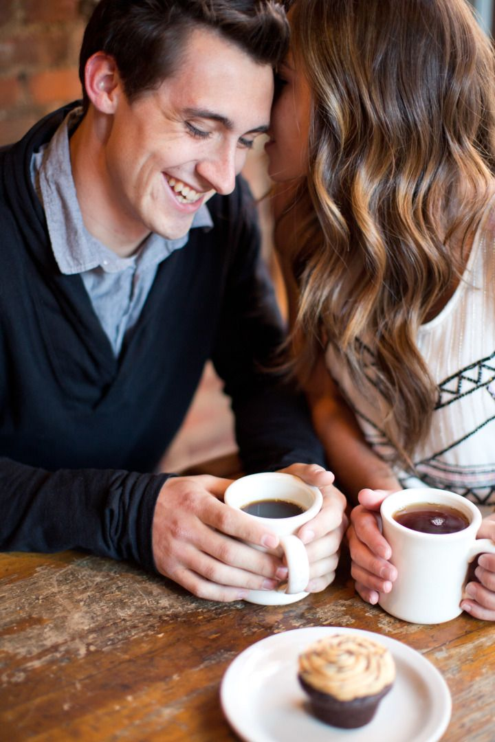 This is so sweet,so much emotion in this shot. A cozy Engagement Session in NYC ,holding hands and talking over coffee. Whether you want engagement photo