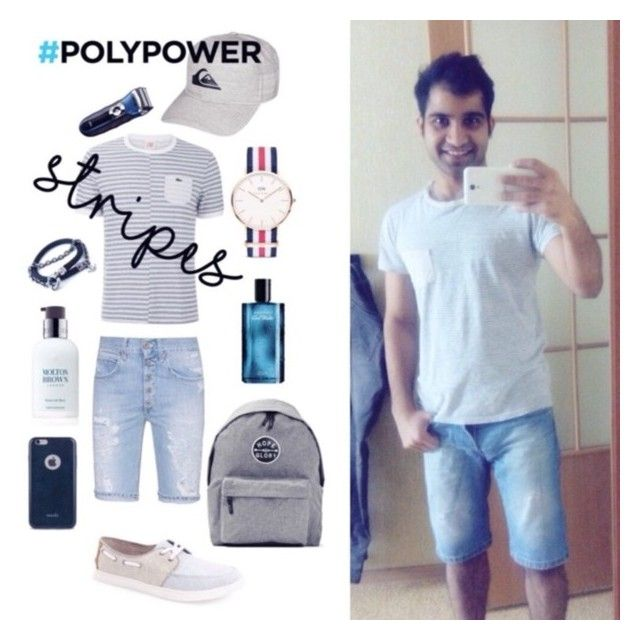 """""""My ideal man """" by katherine-chocolate on Polyvore featuring men's fashion and menswear"""