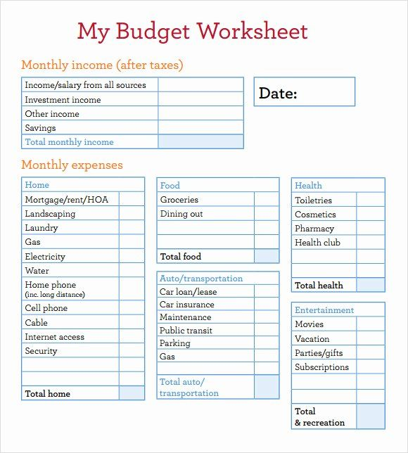 Pin On Example Budget Format Template Sheet