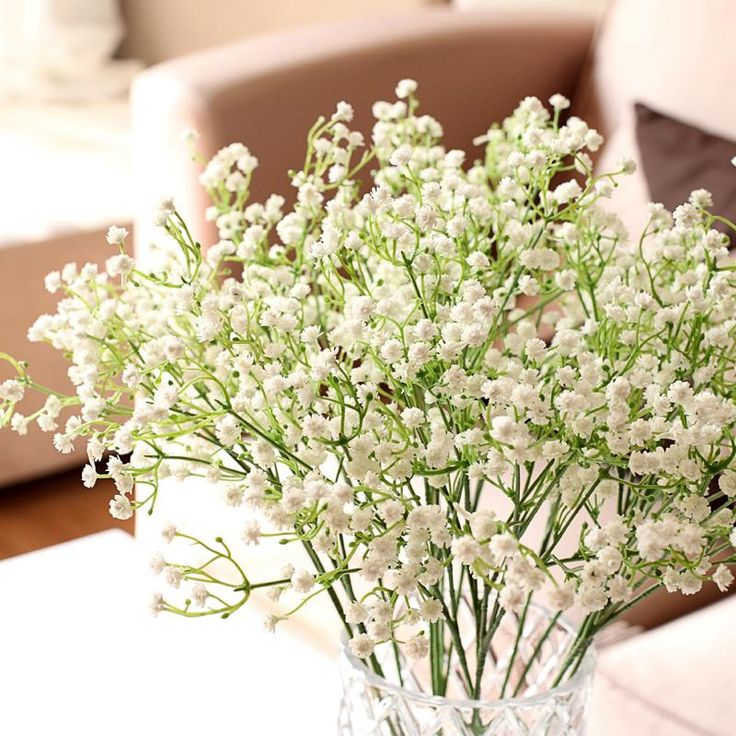 Beautiful Artificial Baby's Breath Flower – Modern Market Online