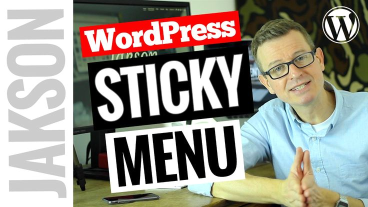 cool WordPress Sticky Menu - How to Add an On-Scroll Sticky Navigation Bar 2017 Check more at http://sherwoodparkweather.com/wordpress-sticky-menu-how-to-add-an-on-scroll-sticky-navigation-bar-2017/